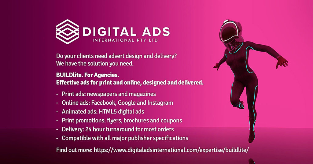 Digital Ads - BUILDlite